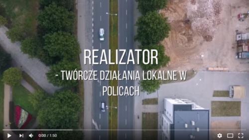 """Podsumowanie projektu """"Realizator – Twórcze Działania Lokalne w Policach"""""""
