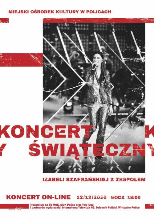 KOLĘDA PŁYNIE Z WYSOKOŚCI koncert on-line